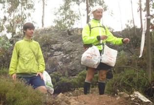 Trail dos 4 Caminhos - Limpeza de Percurso