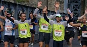 Eu corri a 7ª. Maratona do Porto