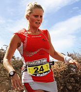 Anna Frost no Azores Trail Run