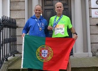 Maratona de Dublin - Crónica