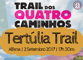 Tertúlia com a presença de 3 referências do Trail Nacional no arranque do Trail dos 4 Caminhos