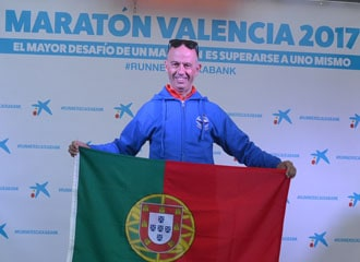 Maratona de Valência - Crónica