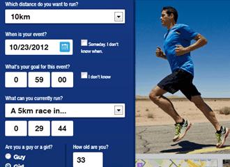 Plano de treino para maratonas