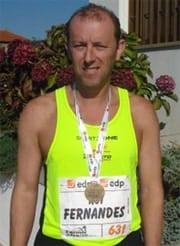 Um enfarte do miocárdio atirou-o para as maratonas