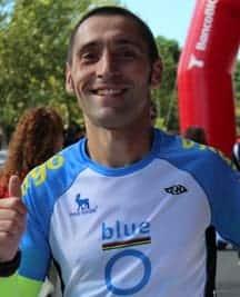 Sérgio Moreira corre contra a diabetes