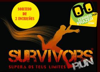 survivors sorteio